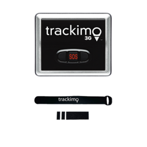 Trackimo 3G GPS Tracker Wi-Fi Bluetooth with Drone attachment kit